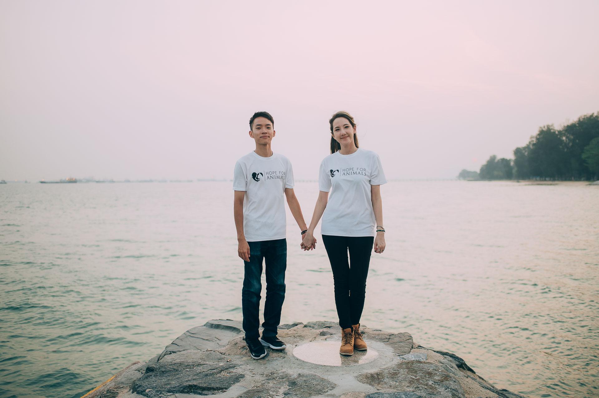 2 of us weddings singapore